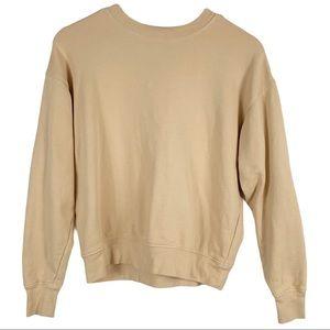 Girlfriend Collective Organic Cotton Sweatshirt